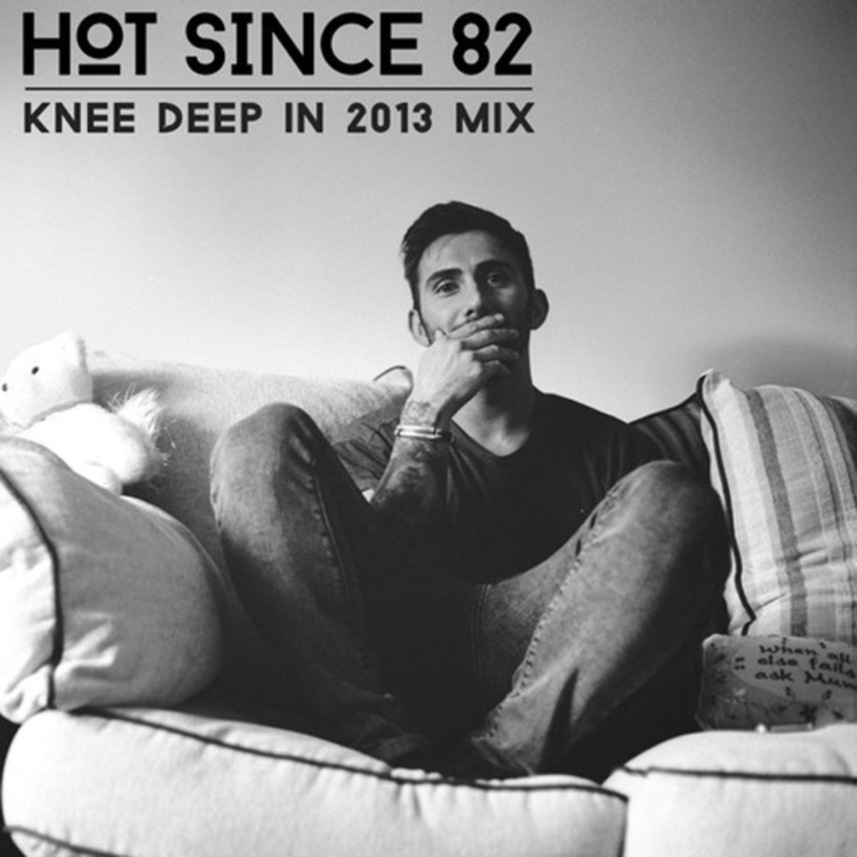 "Download Hot Since 82's ""Knee Deep In 2013"" Best Of Mix - File Under House Music"