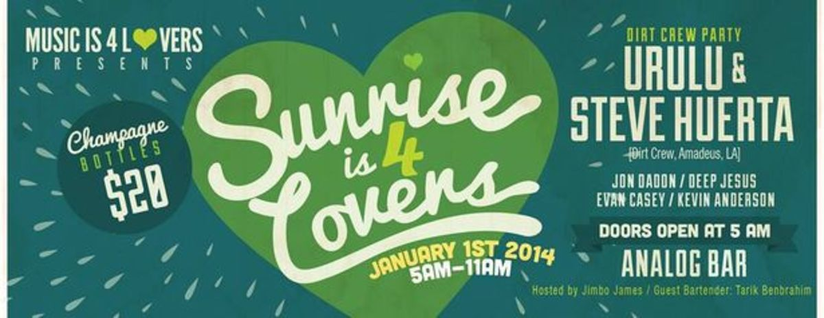 Megan Sutherland's Event Picks For New Year's Day 2014 In So Cal - EDM News