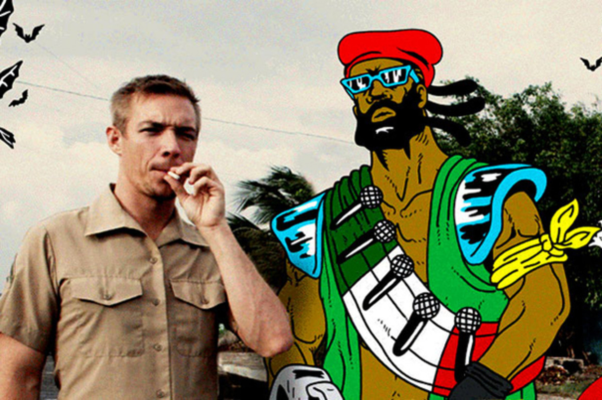 Diplo Announces New Major Lazer EP Featuring Pharrell, Sean Paul, Elephant Man & More - EDM News