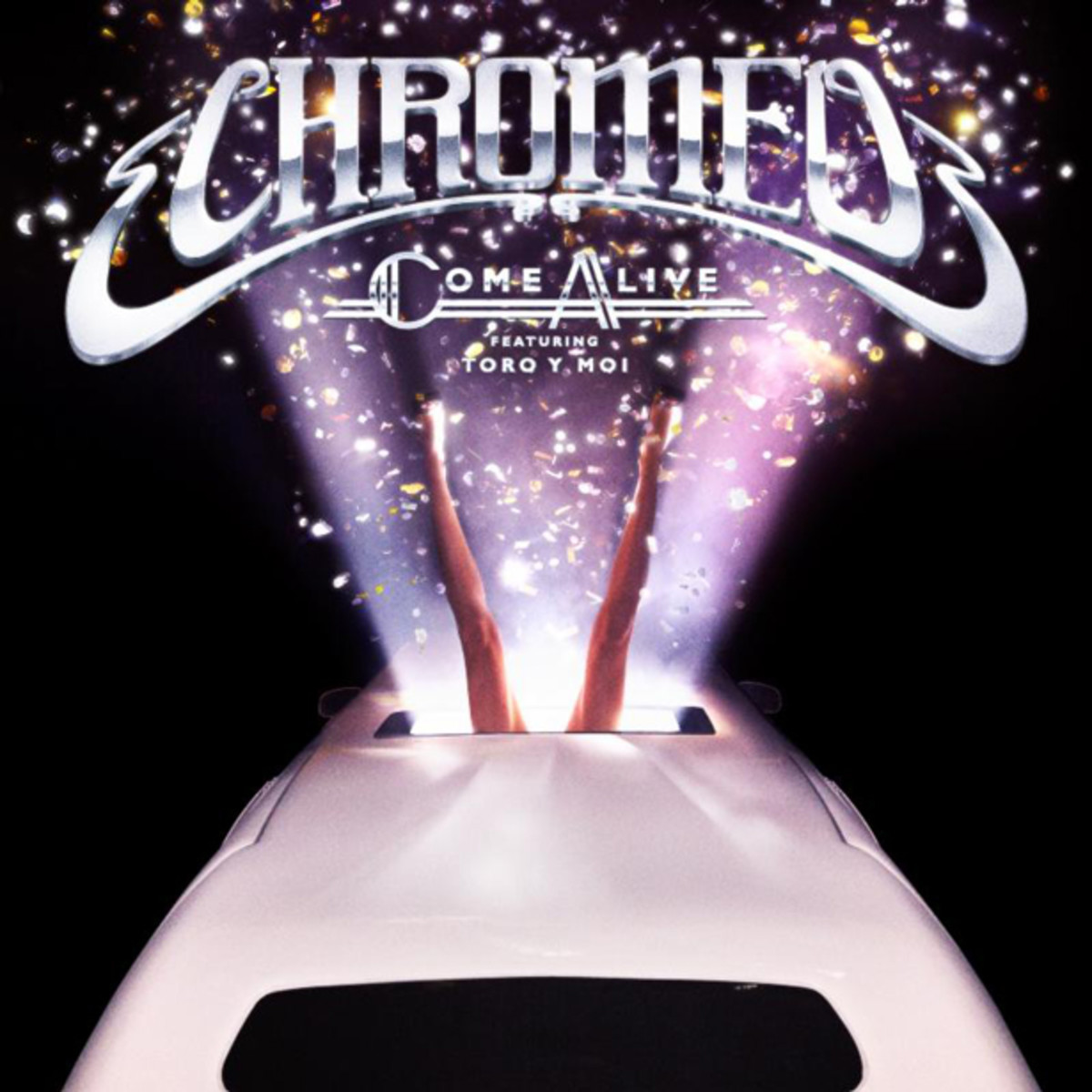 "Chromeo Teams Up With Toro Y Moi On Funky New Single ""Come Alive"" - New Electronic Music"
