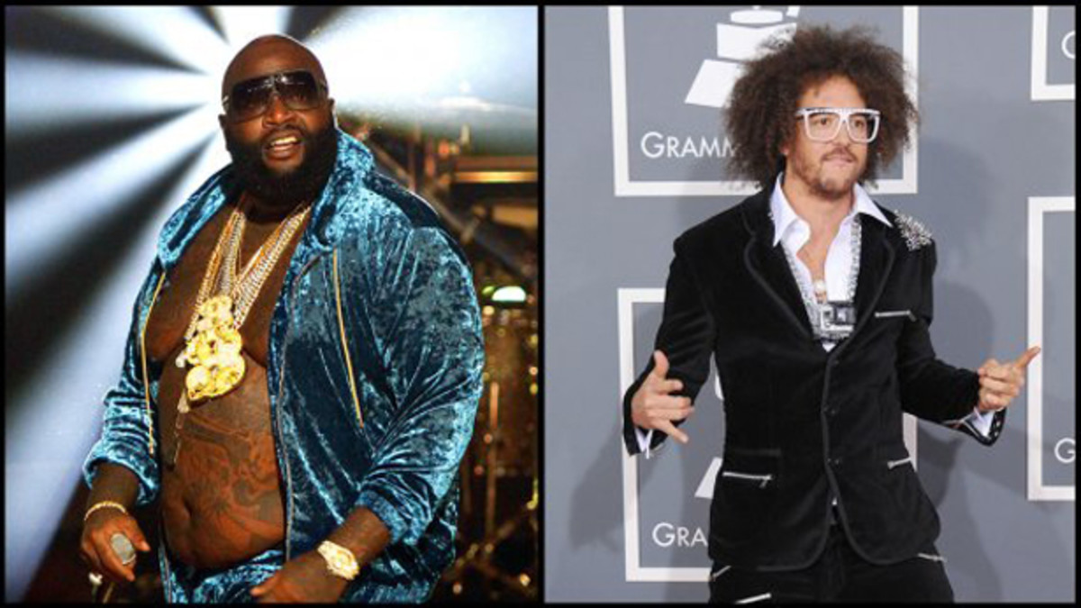 "Rick Ross Sues LMFAO Over ""Every Day I'm Shufflin'. Really. - EDM News"