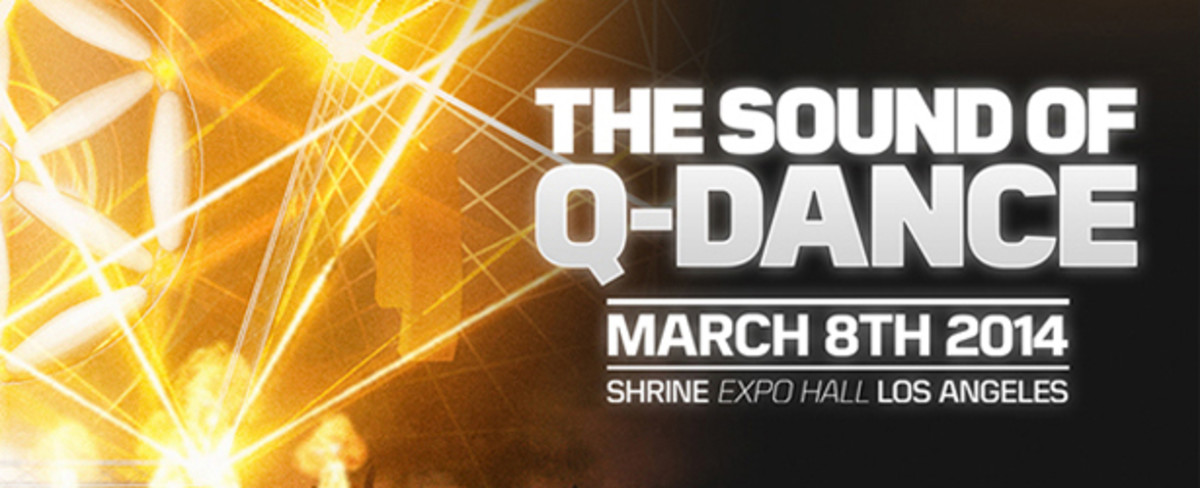 The Sound of Q-Dance Returns to the Shrine Expo Hall - Tickets On Sale Today!