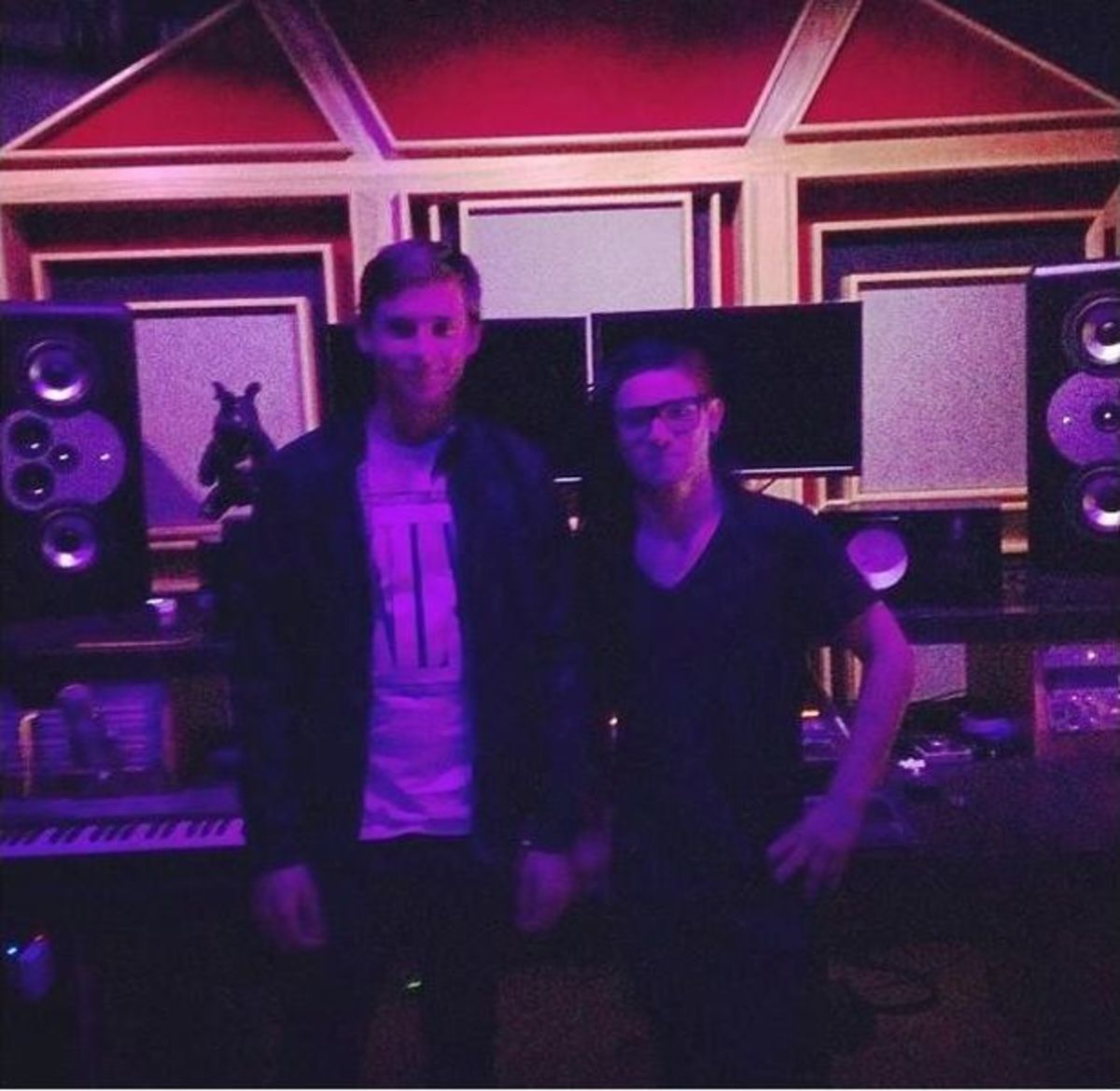 Skrillex And Flume To Collab In 2014? - EDM News