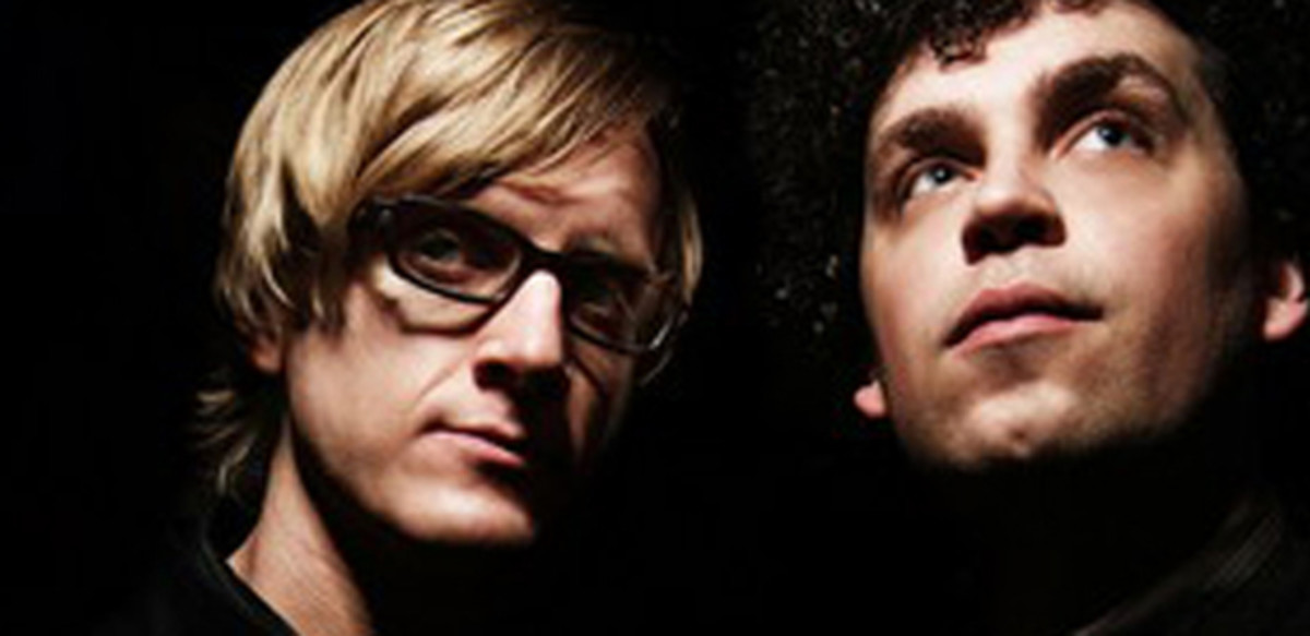 "Simian Mobile Disco Premier ""Snake Bile Wine"" - New Electronic Music"