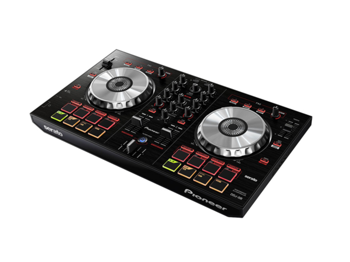 Pioneer Announces The DDJ-SB - DJ Gear