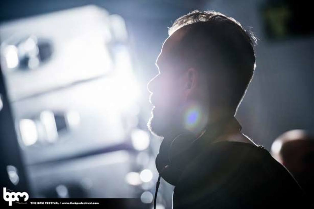 Magnetic Chats With Techno Heavyweight Adam Beyer At The BPM Festival
