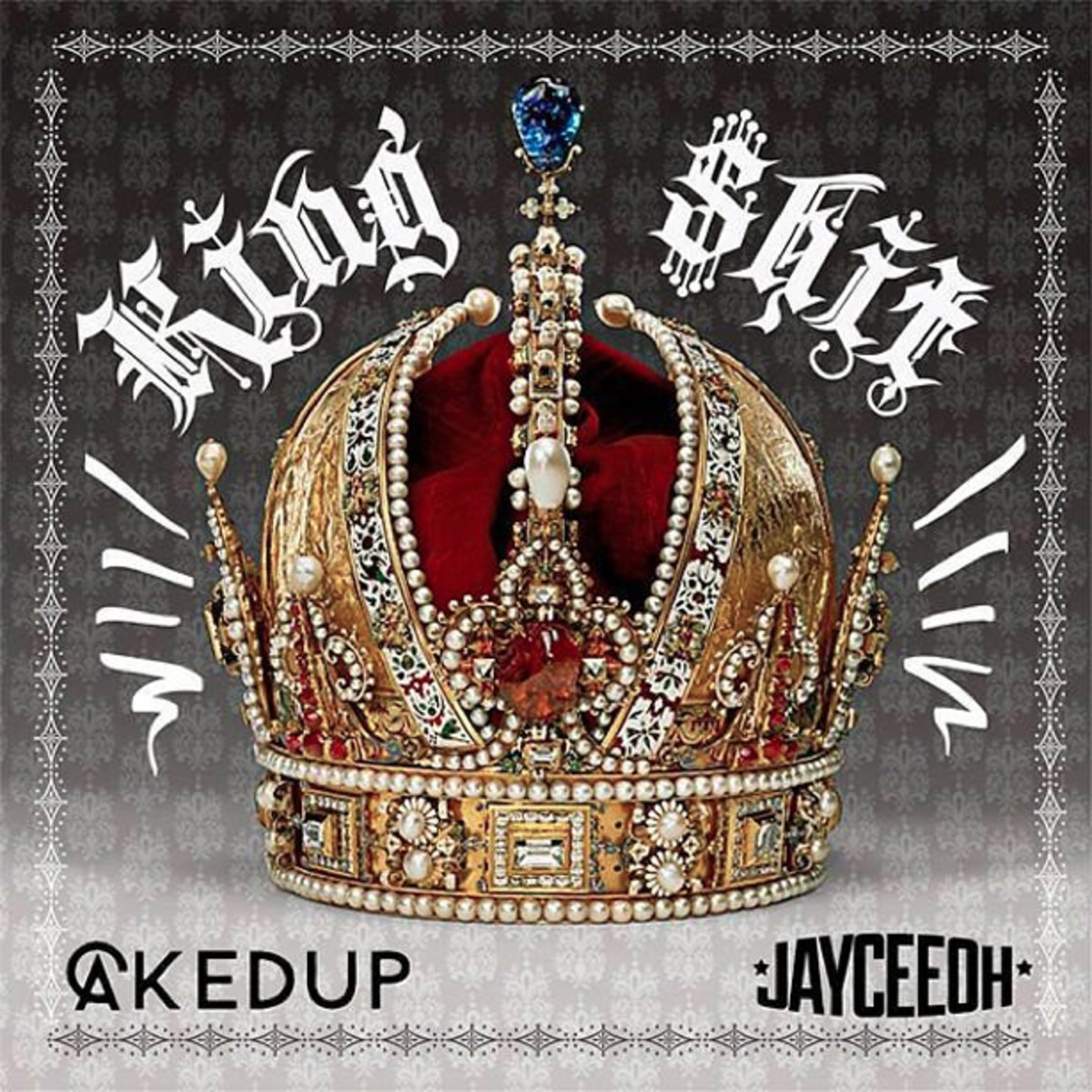 "EDM Download: JayCeeOh x Caked Up Release Massive Twerk Banger, ""King S#!T"""