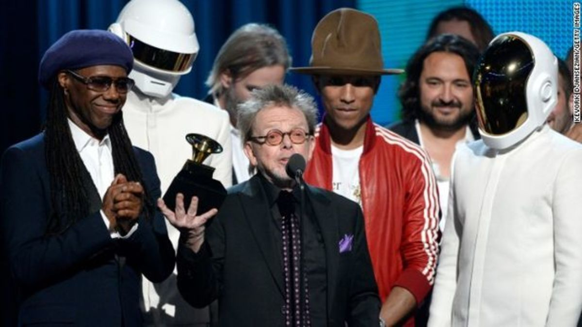 Daft Punk Sweeps The Grammys. Cedric Gervais, Zedd Also Win- EDM News