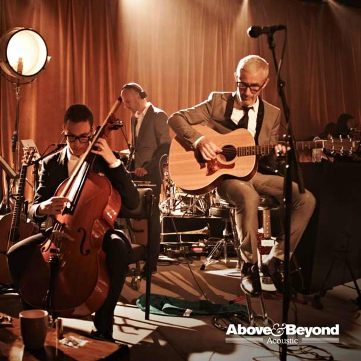 Above & Beyond Drop Acoustic Album on Anjunabeats/Ultra Today - EDM News