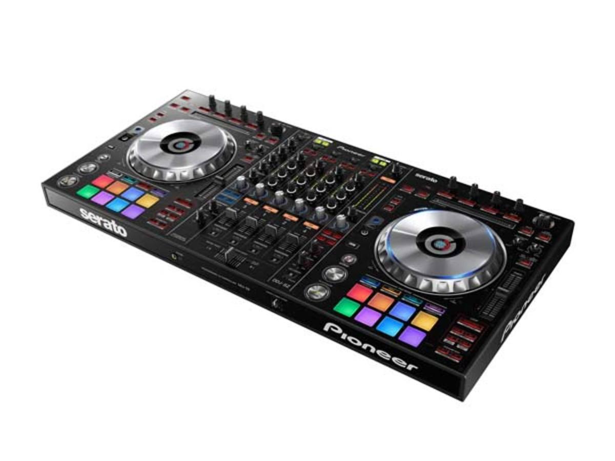 Pioneer Announces DDJ-SZ - A Full Featured DJ Controller With CDJ Like Jog Wheels - EDM News