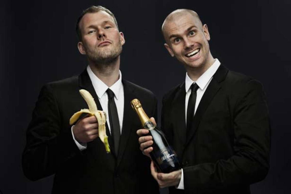 Dada Life Talk About Bananas In EDM Culture On The LA Airwaves