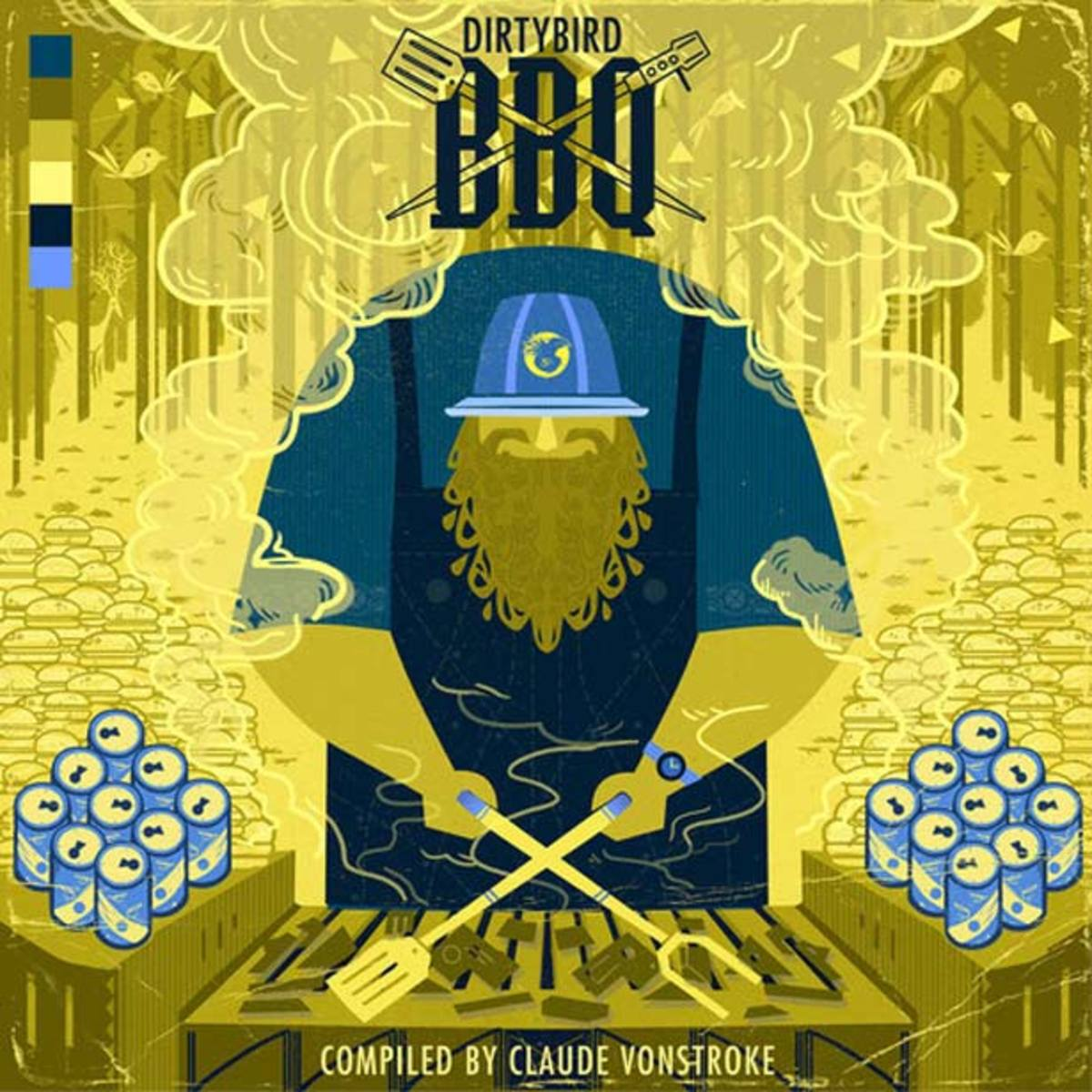 "New Electronic Music From dirtybird On The BBQ Compiliation; File Under ""AH YEAH!"""