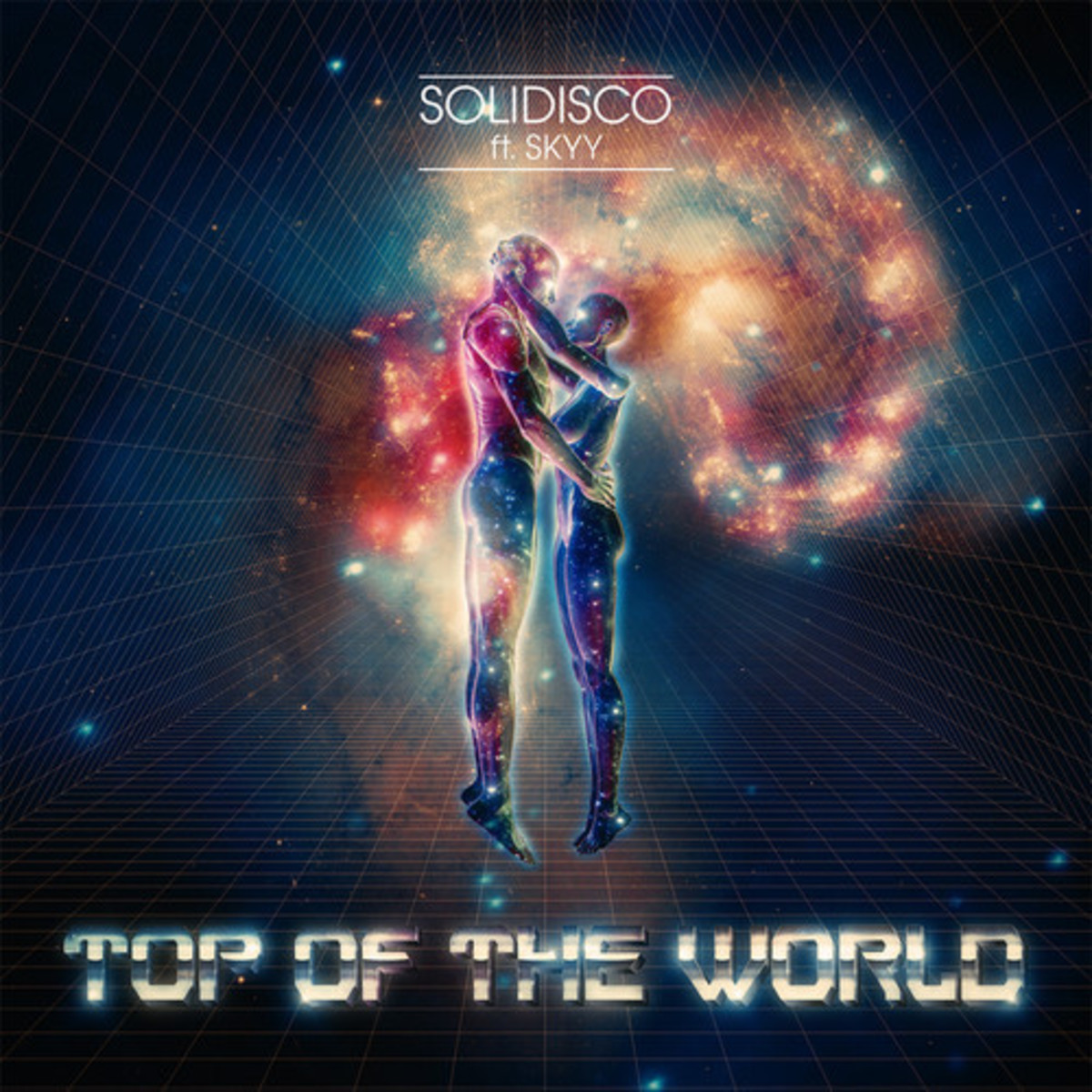 "Mid-Winter Warm Up With Solidisco's ""Top Of The World""Feat. Skyy - New Electronic Music"