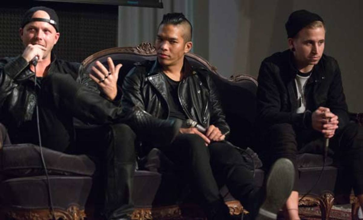 """We Chat With The Glitch Mob In A 19th Century """"Green Room""""; Plus Premiere Of """"Our Demons"""" Official Visuals"""