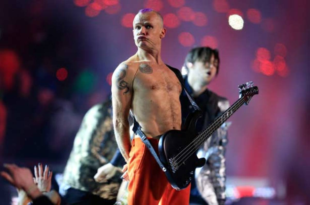 In An Era Of Pre-Recorded Sets, Flea Comes Clean About Not Being Plugged In - EDM Culture