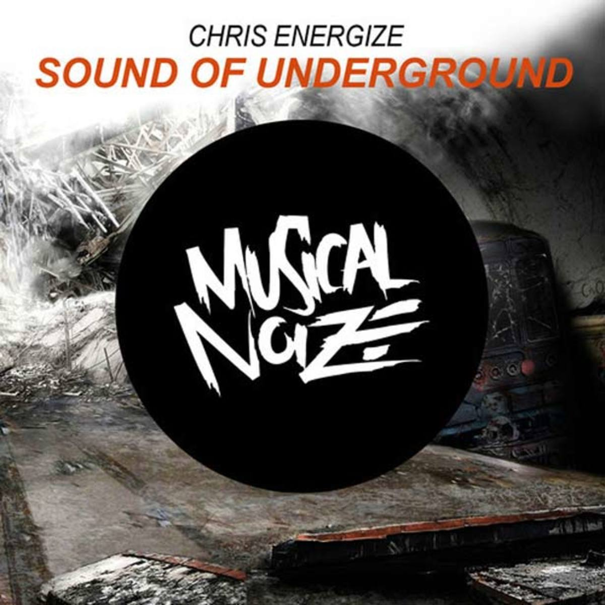 "Artist Spotlight: New Electronic Music From Chris Energize Called ""Sound Of Underground"""
