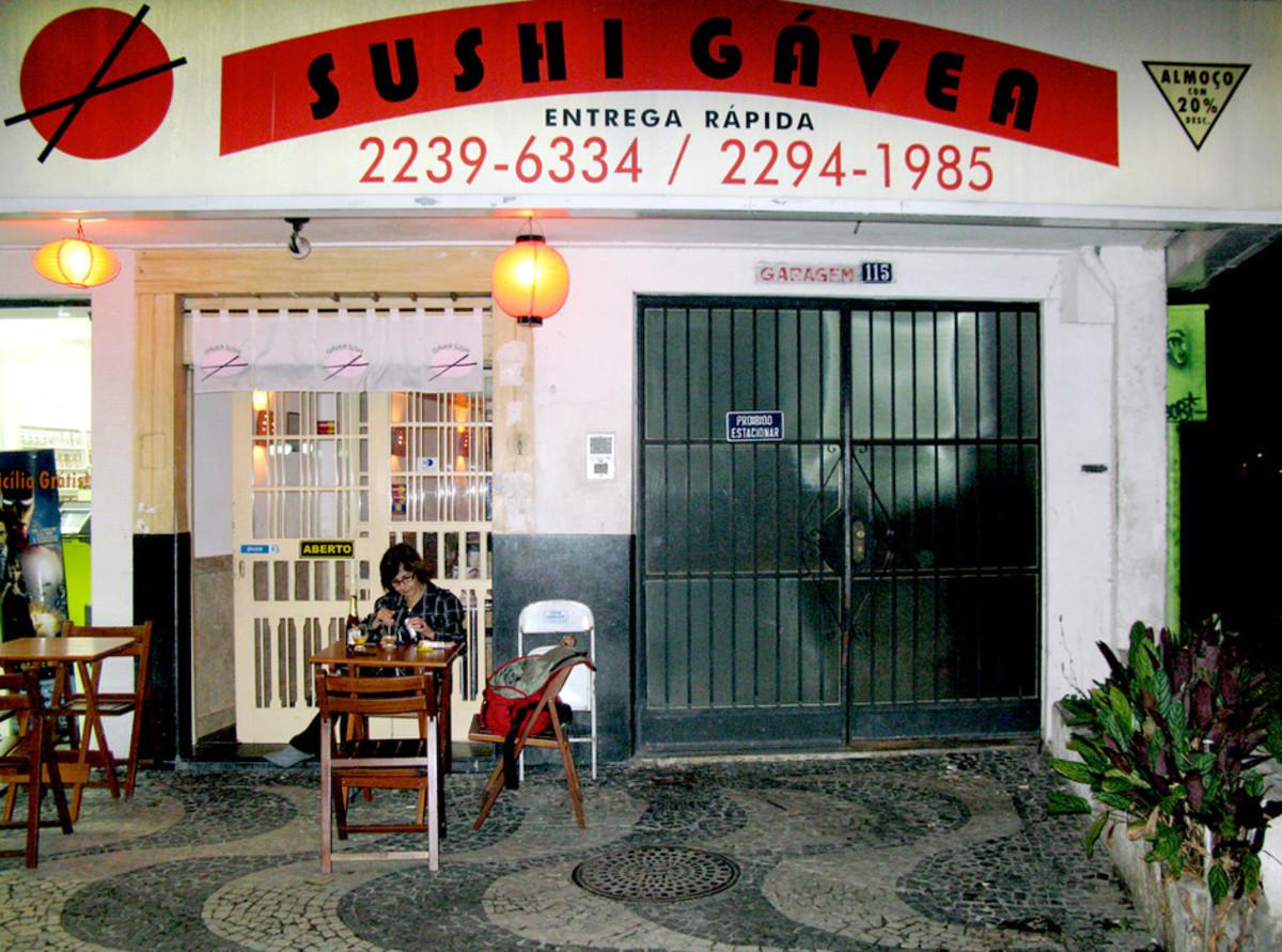 Sushi-Gavea
