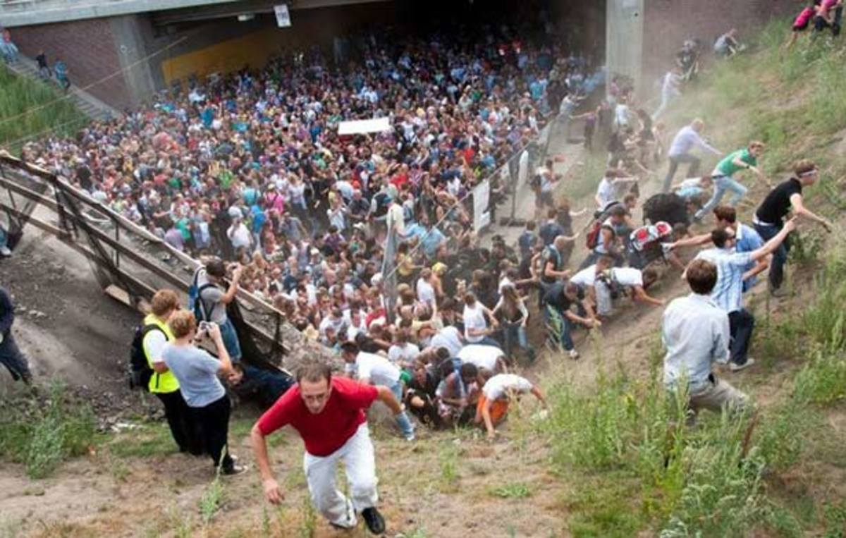 Criminal Charges Filed In Fatal Stampede That Killed 21 People At 2010 Love Parade In Germany