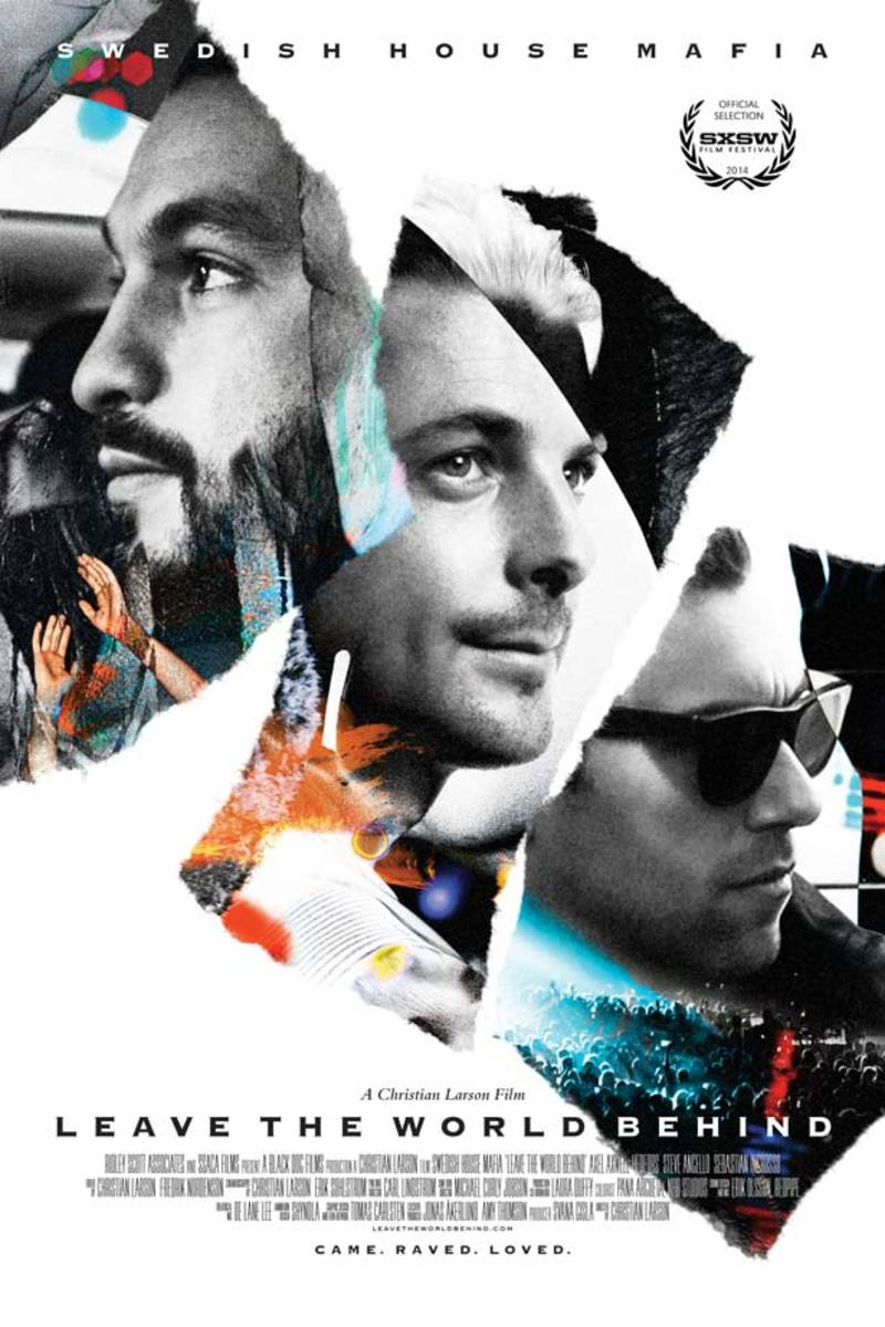 "Swedish House Mafia's ""Leave The World Behind"" Advance Screening Tickets Now On Sale"
