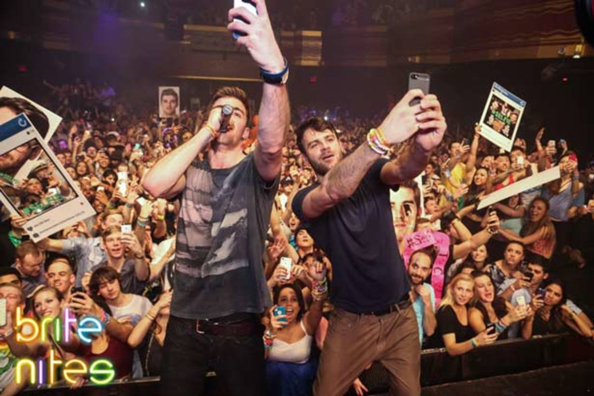 "The Chainsmokers Talk ""#Selfie"" A Million Youtube Views Later"