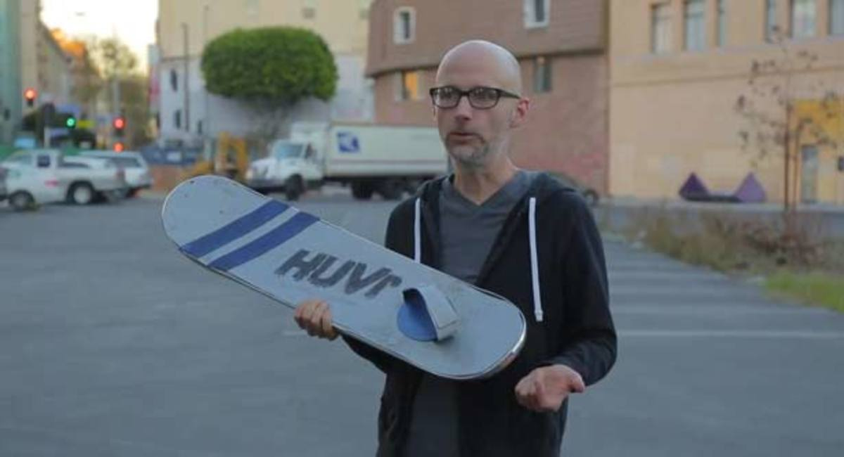 Moby Featured In 'Hoverboard Commercial' With Tony Hawk, Schoolboy Q And More - EDM Culture