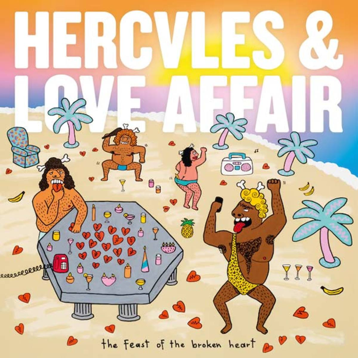 "Hercules & Love Affair Debut New Electronic Music On ""Do You Feel The Same?"""