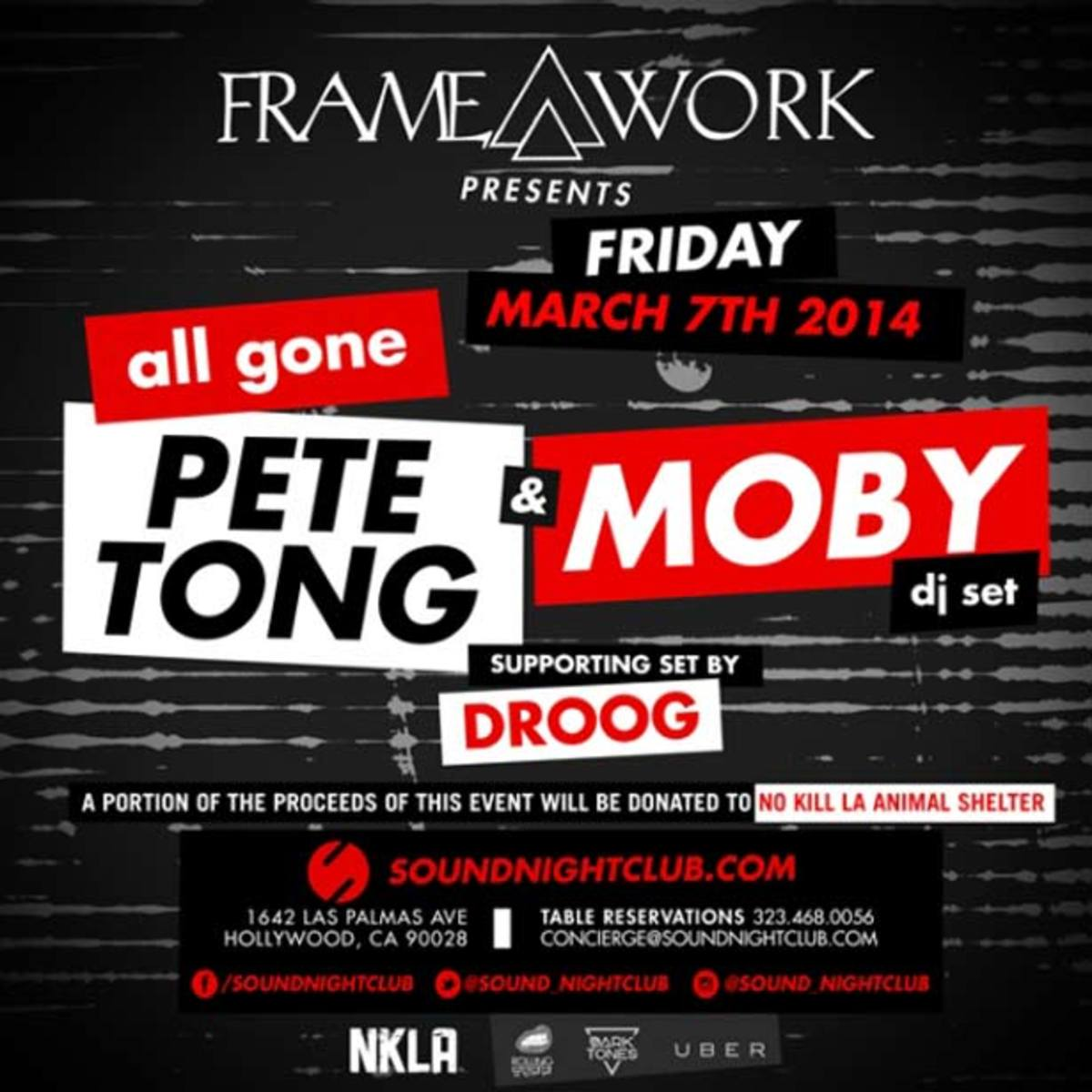 Moby To Join Pete Tong This Friday At Sound Hollywood