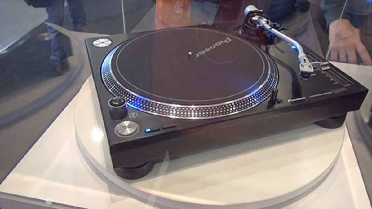 Pioneer DJ Reveals First Glimpse Of Direct Drive Vinyl Turntable At Musikmesse 2014