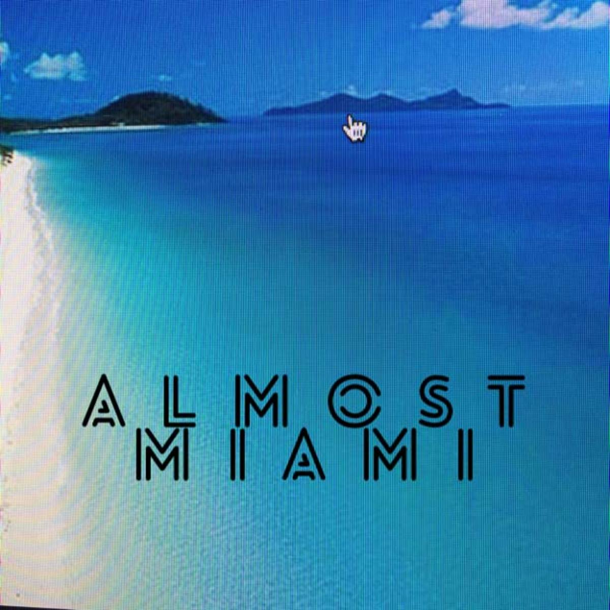 Magnetic Mag Podcast - Almost Miami (Mixed By David Ireland) - File Under 'House Music'