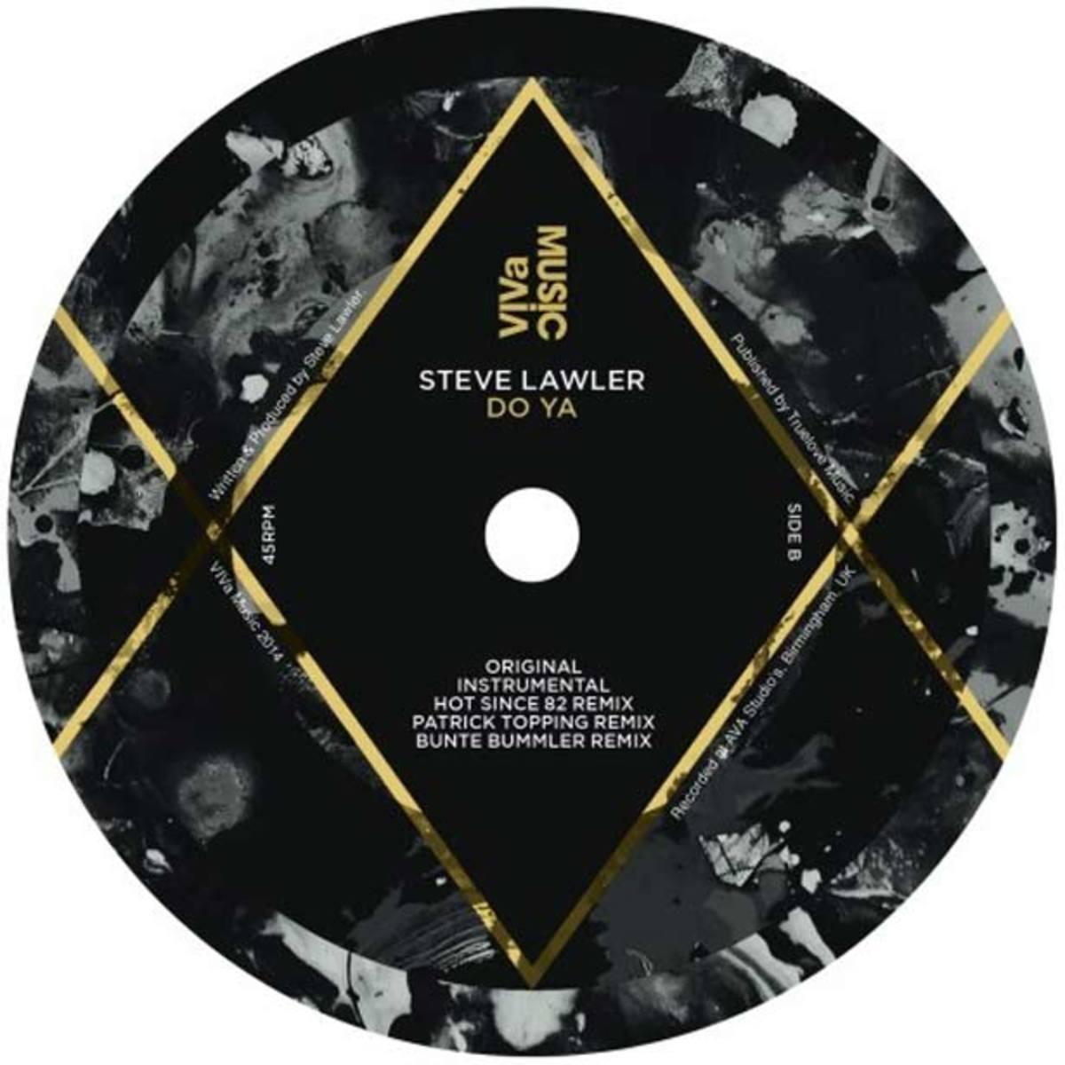 "Steve Lawler - ""Do Ya"" (Hot Since 82 Remix)- File Under House Music"