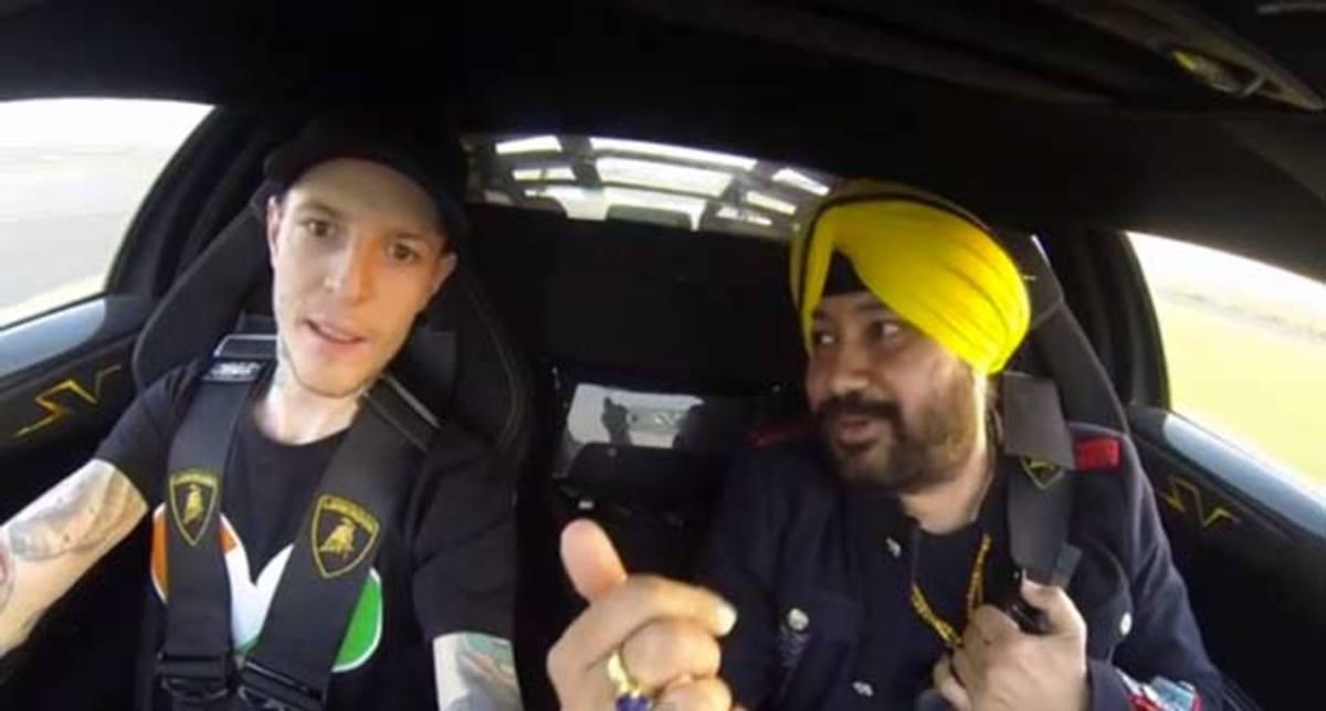 Watch deadmau5 Take Bollywood Daler Mehndi For Super Fast Coffee Run In India