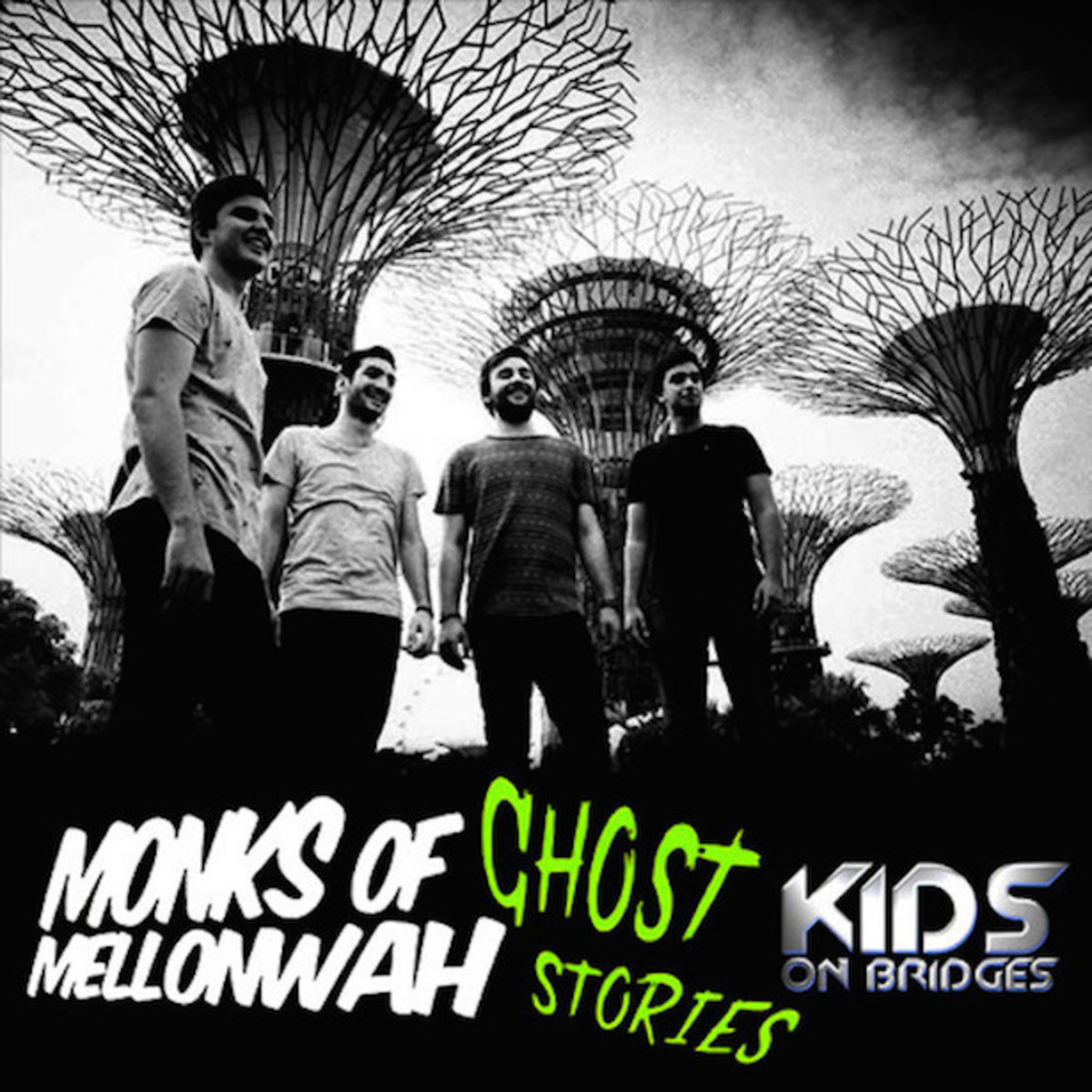 "Stream Kids On Bridges' Remix Of Monks Of Mellowah's ""Ghost Stories"""