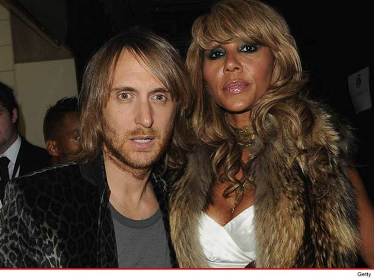 David And Cathy Guetta's 'Love Is Gone' As The Couple File For Divorce