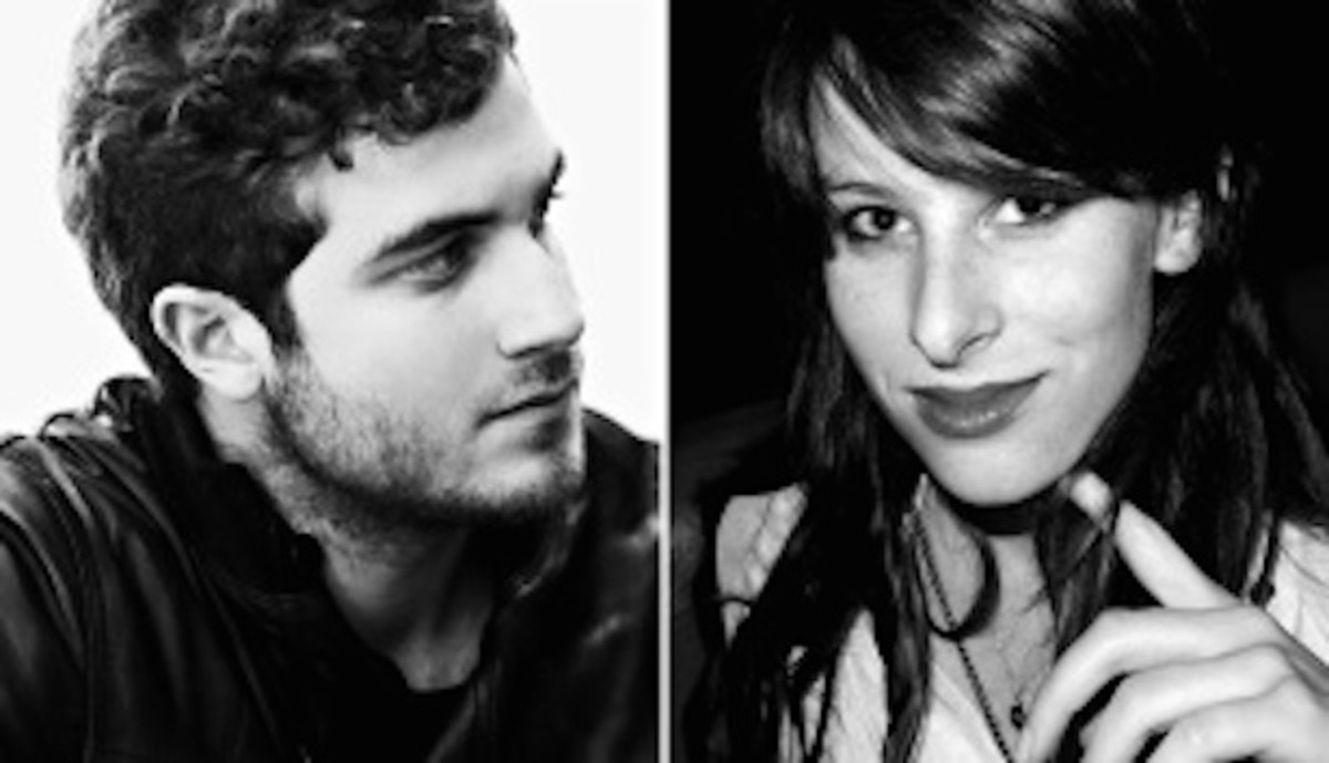 Nicolas Jaar & Sasha Spielberg Share New Track, Under 'Just Friends' & It's Awesome!