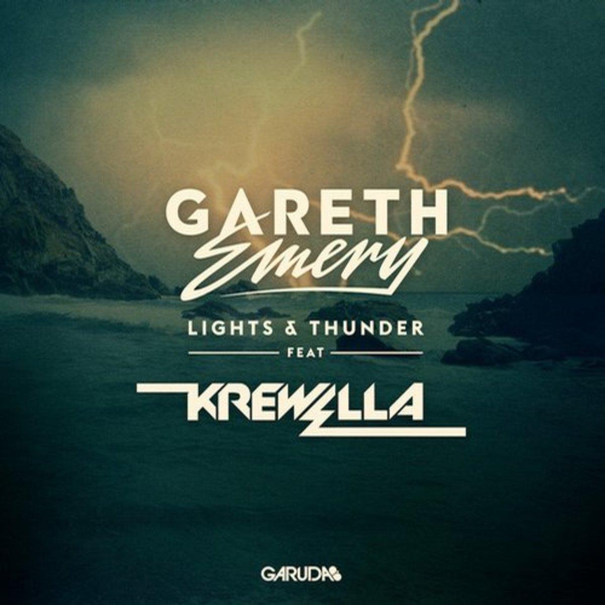 Gareth Emery Lights and Thunder ft Krewella