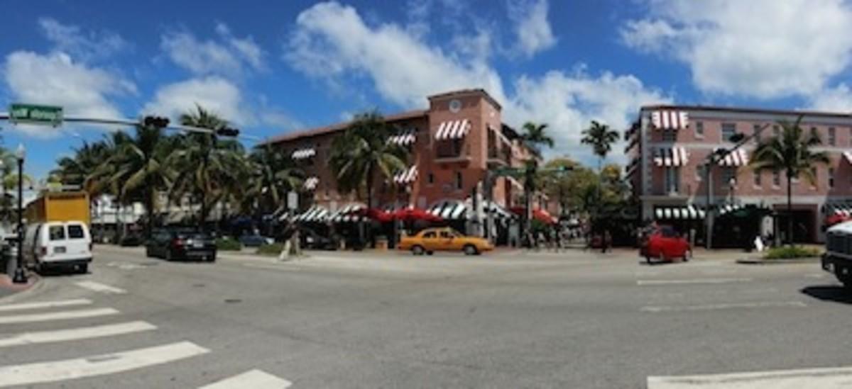 14- sunny day street