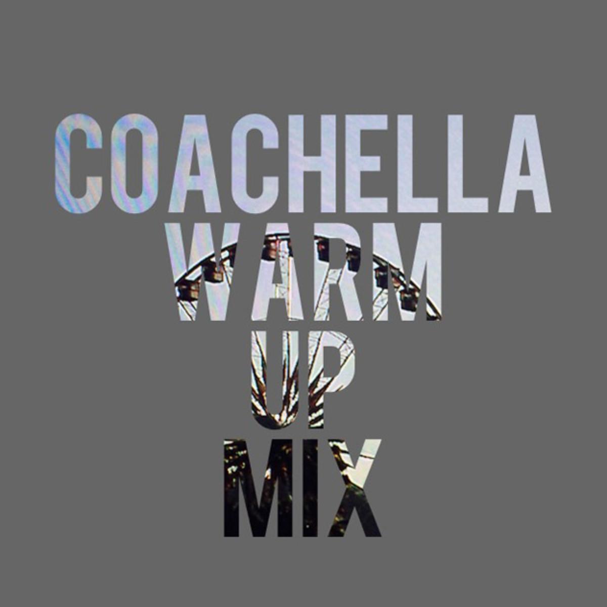 Magnetic Mag's Podcast - Coachella Warm Up Mix - EDM Download