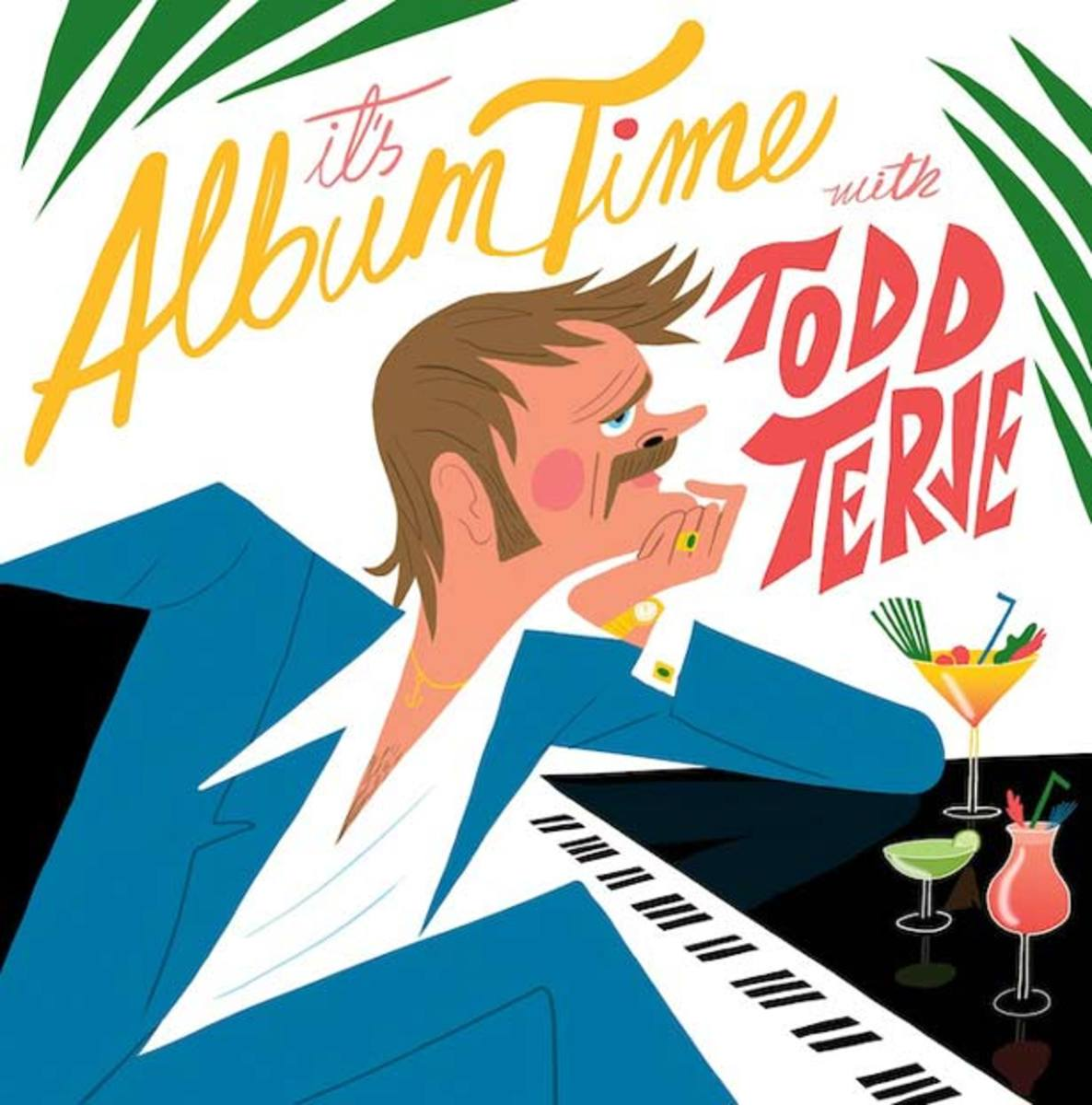 "Stream Todd Terje's New Electronic Music LP ""It's Album Time"" In Full"