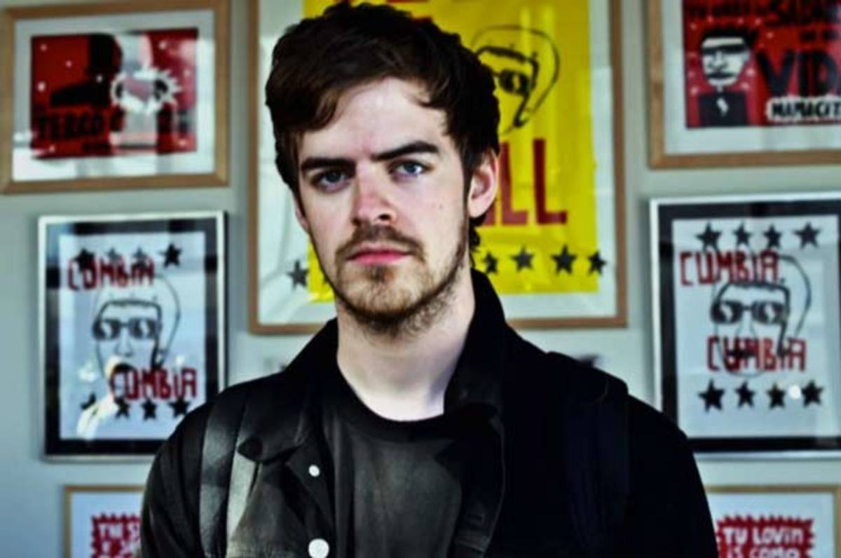 I Stalked Ryan Hemsworth For 24 Hours At SXSW