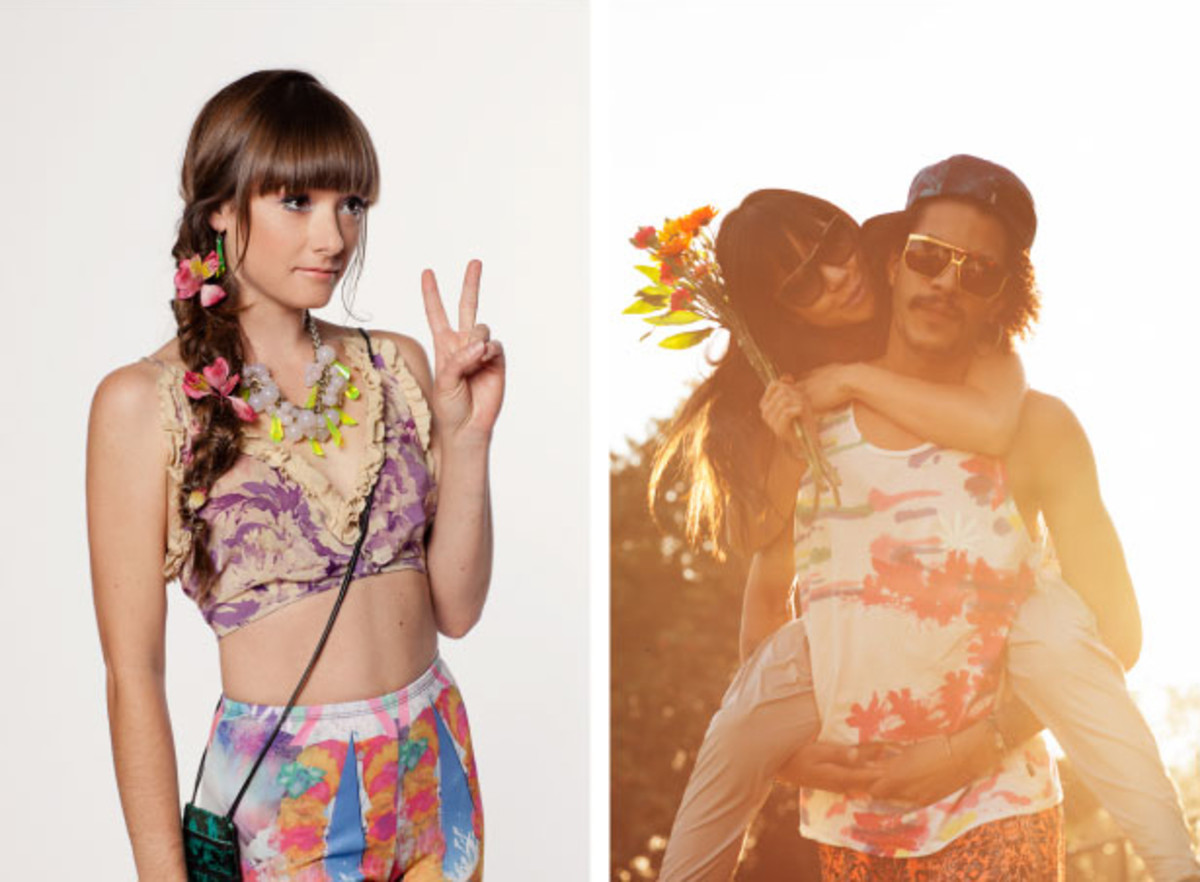 Magnetic's Spring 2014 Music Festival Fashion Guide