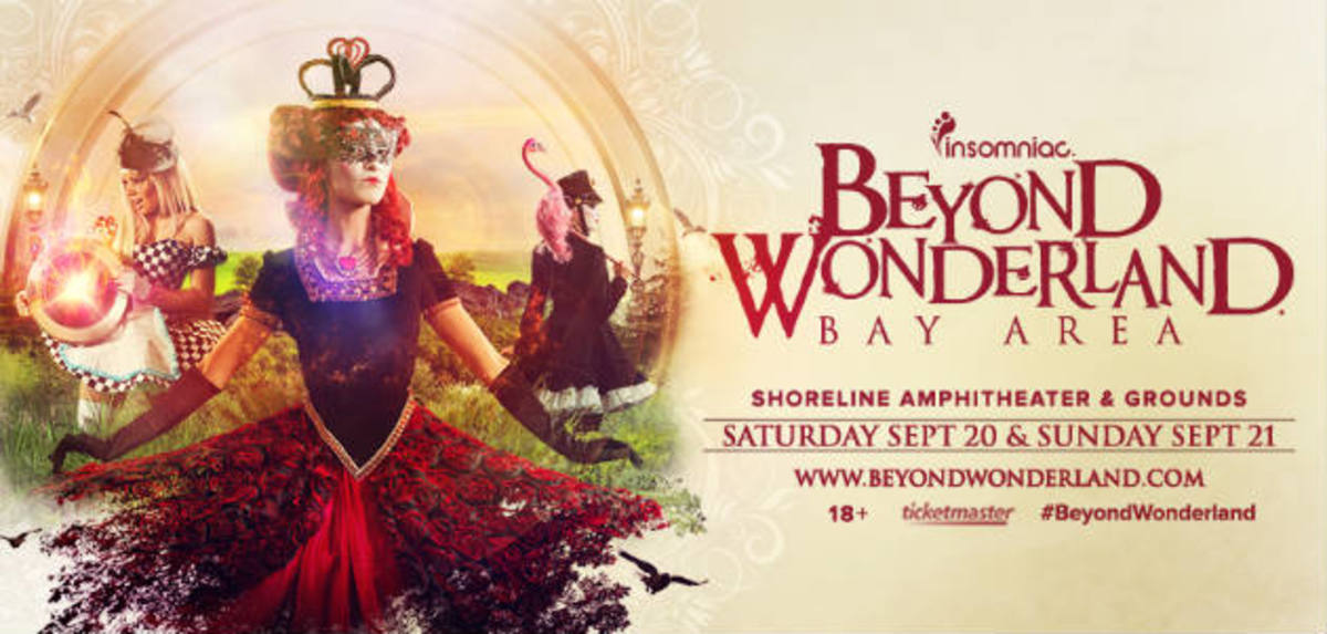 Insomniac Announces Multiple Beyond Wonderland Festival in Bay Area, Las Vegas & So-Cal