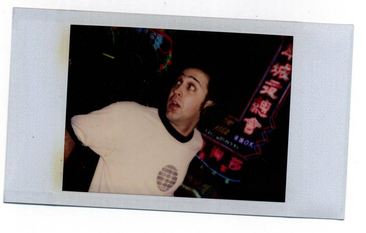 Scott Hardkiss Polaroid