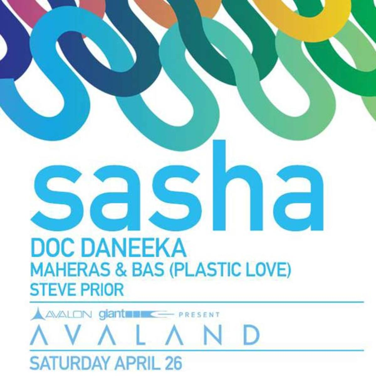 Sasha To Bring True Progressive House Music To Avalon This Saturday