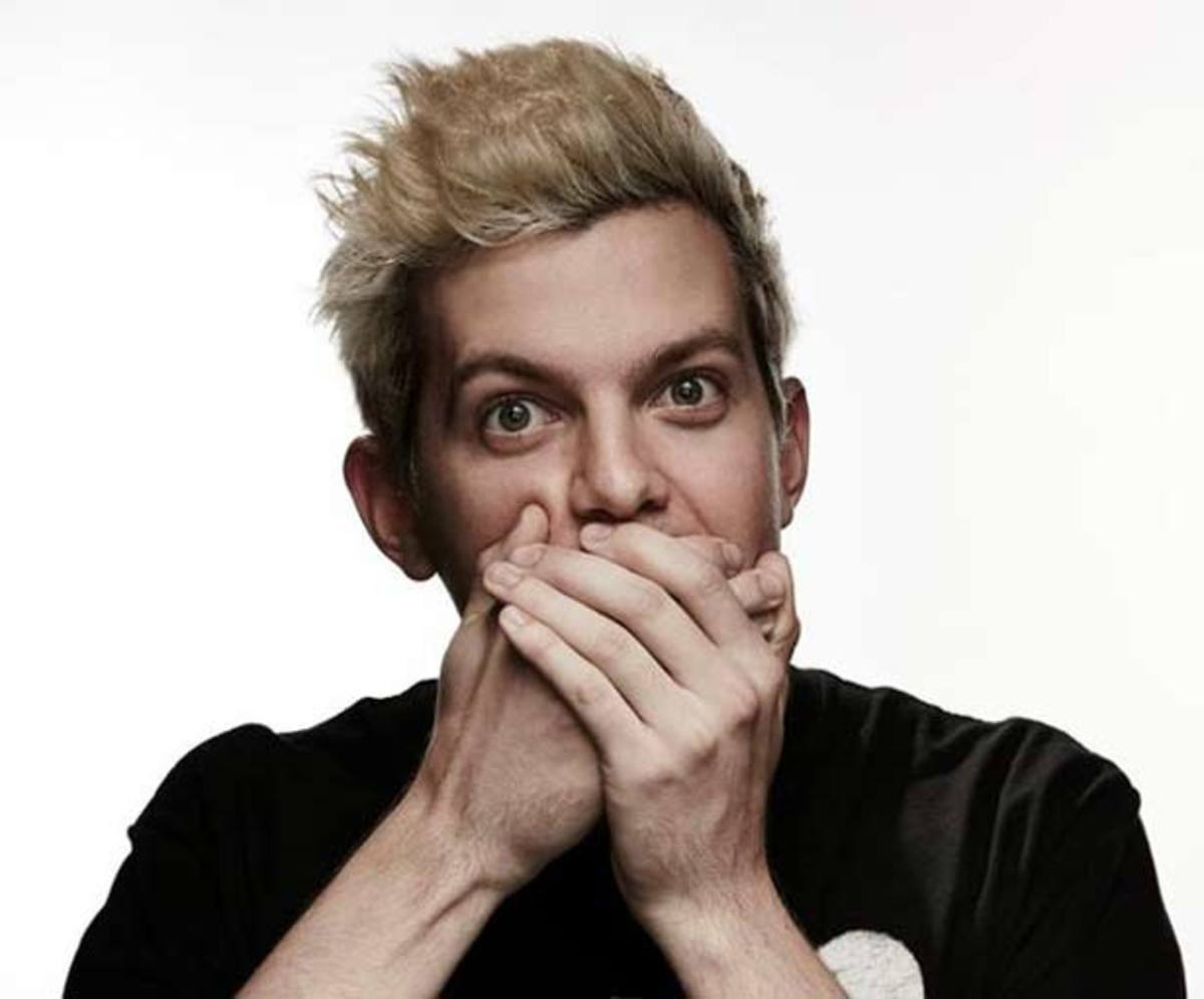 Dillon Francis Likes Big Fake Boobs, Has A Hurt Butt And A New Album
