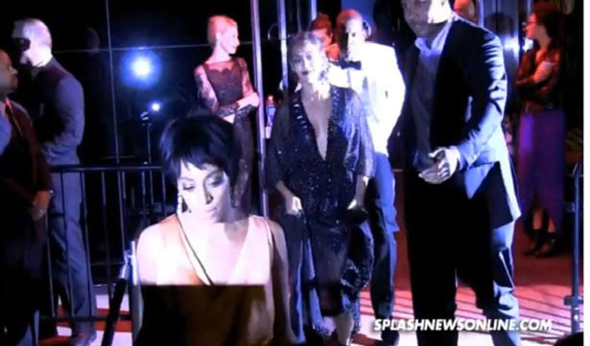 Footage Of Solange Knowles Attacking Jay Z In NYC Elevator Surfaces