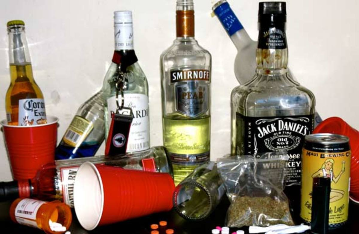 Don't Want To Be Turnt Up 24/7? Here's 11 Reasons Why Drugs Suck…