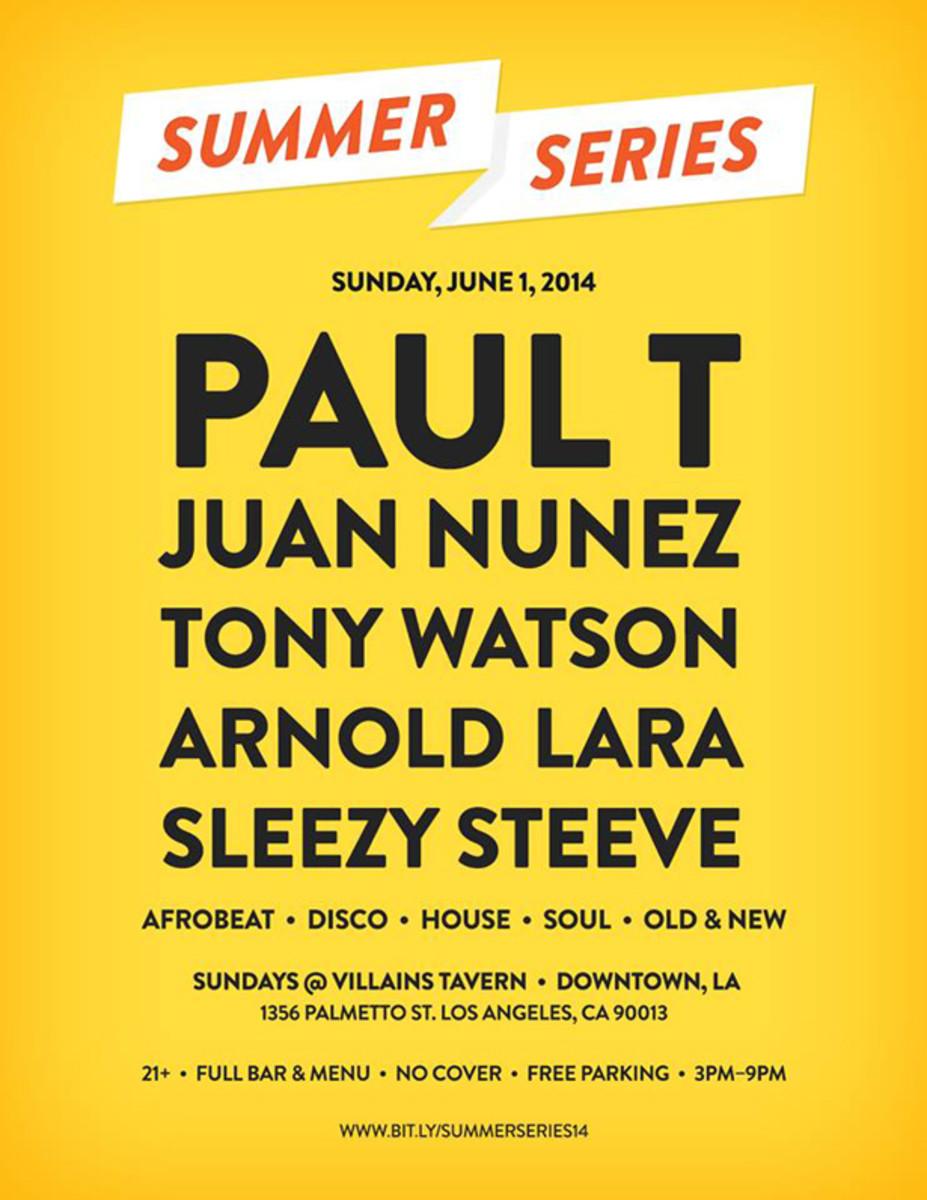 Megan Sutherland's Los Angeles Event Picks - 5/30 - 6/1 2014