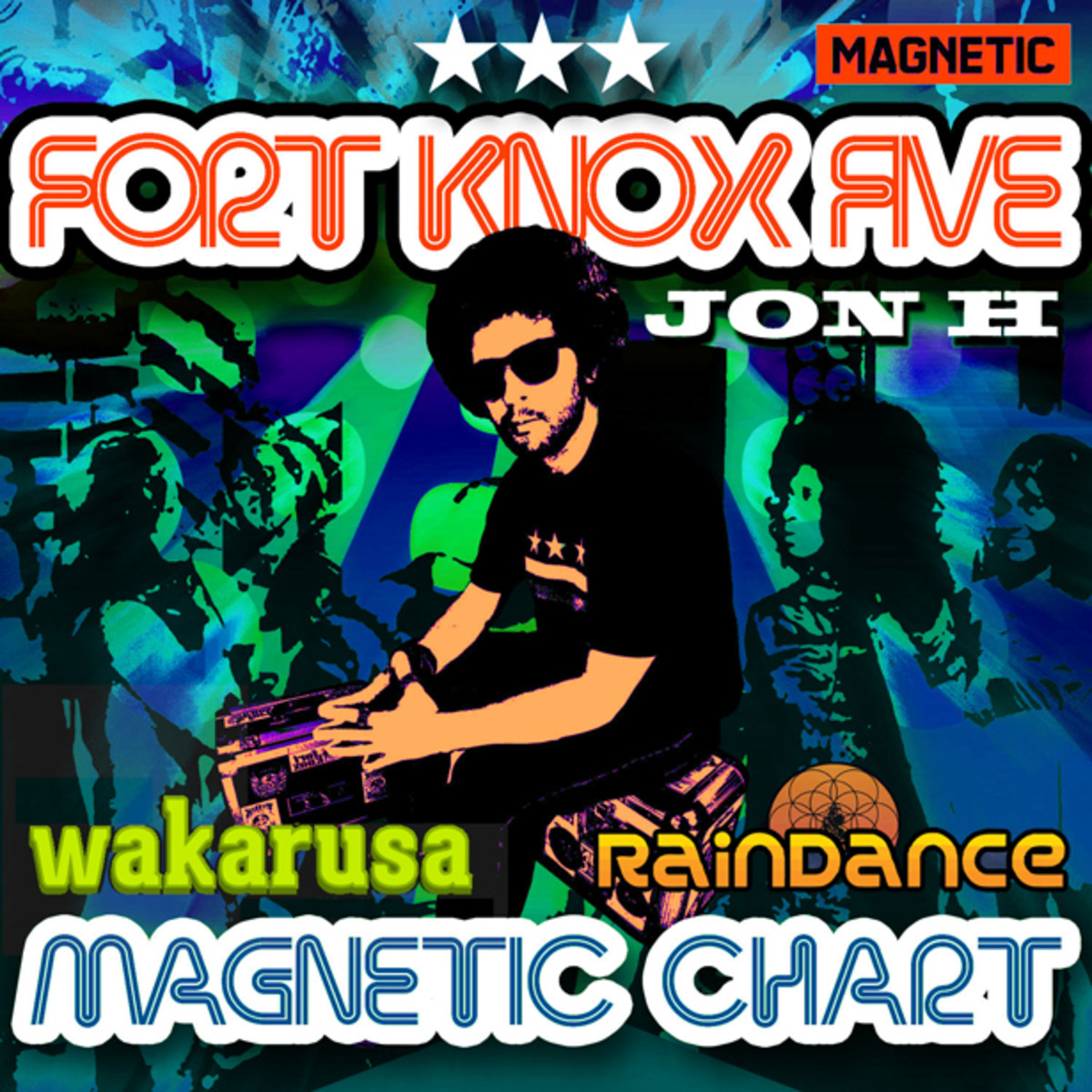 Top Left Field Bangers From Artists Performing At Wakarusa & Raindance Festivals