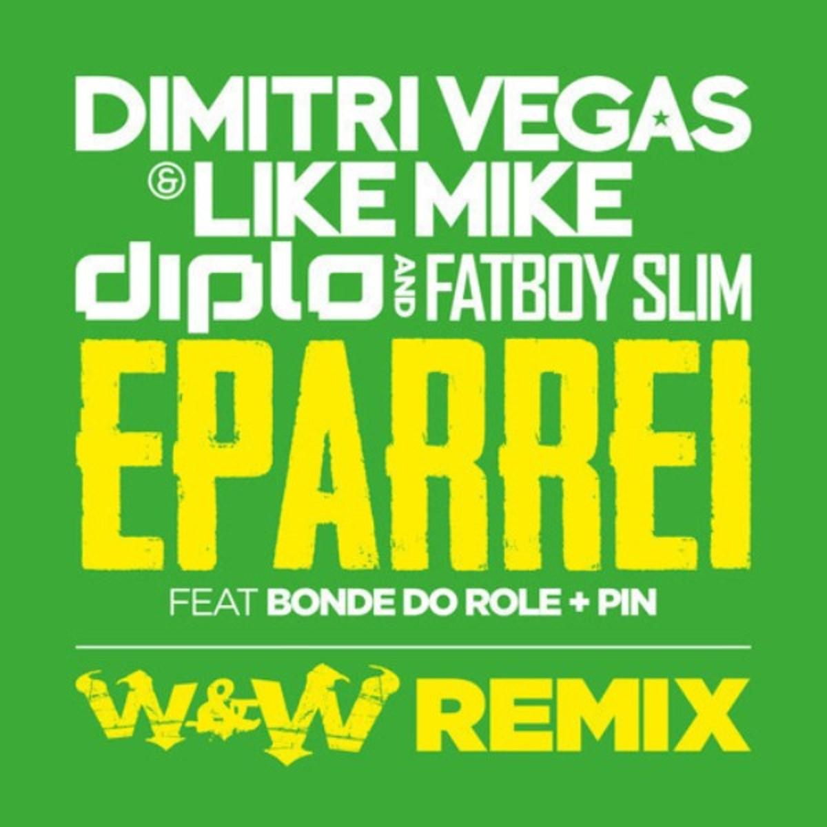 W&W Remixes 'Eparrei' World Cup EDM Festival Banger