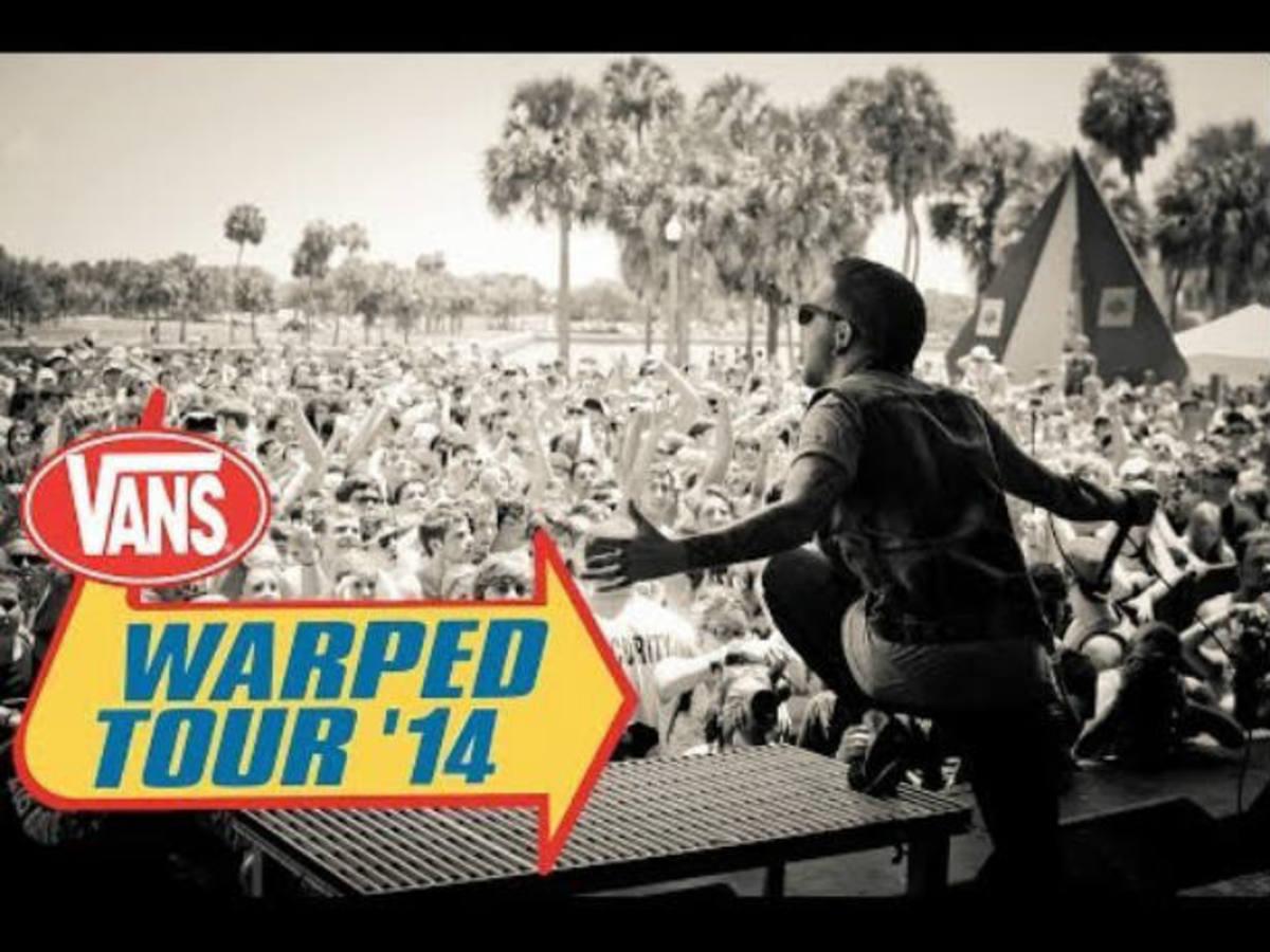 Beatport Warped Tour